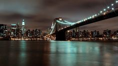 Brooklyn bridge... by Ви., via Flickr