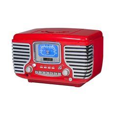 Drive-In Clock Radio | dotandbo.com