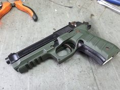 You're not bulletproof..., Recover Tactical BC2 Beretta Grip Initially known...
