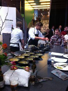 Chef's Table by Tommy Myllymäki