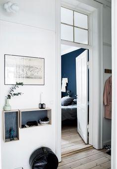 Fint vindue ind til soveværelset