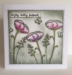 PaperArtsy: 2016 #22 Delicate Colouring {by Kay Carley}