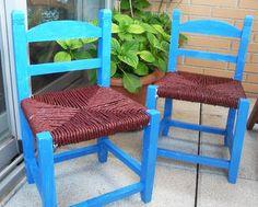 Tutorial: DIY: Unas sillas con nueva imagen
