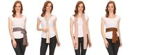 trendy skinny faux suede scarves @ www.sunben.com - wholesale fashion accessories - see more scarves....