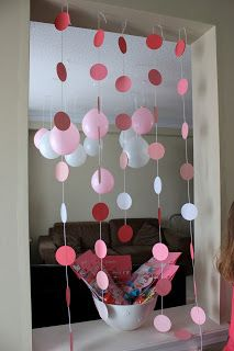 Hello Kitty party...love how easy this is