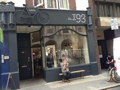 Cafetería en Soho, Greater London