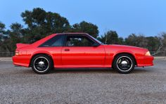 1992 Cobra R Mustang. via Mustang Monthly Magazine