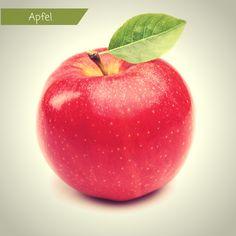 Ein durchschnittlicher Apfel enthält über 30 verschiedene Vitamine und Mineralstoffe sowie viele wertvolle Spurenelemente und Enzyme.