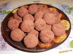 Tiramisu kuličky s mascarpone Czech Recipes, Russian Recipes, Tiramisu, Sweets, Cookies, Cake, Desserts, Pastries, Food
