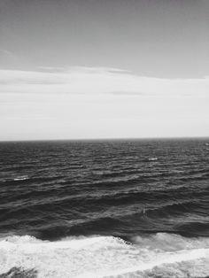 Black ocean waves. | Emilie Ristevski | VSCO Grid