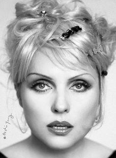Debbie Harry Photography by Austin Young Divas Pop, Chris Stein, Blondie Debbie Harry, The Victim, Female Singers, Famous Women, New Wave, Pretty Woman, Celebs