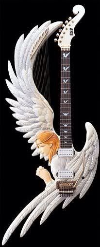 Wow! Play it for me, Angel! | Jit