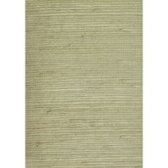 Waverly�Gray Grasscloth Unpasted Wallpaper