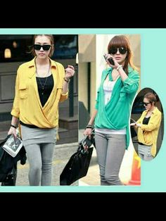Blouse Picaso @70, bahan crepe, fit to XL, free inner