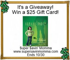 """GIVEAWAY $$ Green Giant """"Raise a Giant"""" Bully-Prevention Campaign + Win a $25 Gift Card! #MyBlogSpark"""
