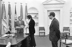 Elvis meets Nixon, 1970 (6)