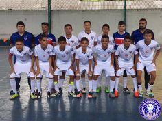 Confira os resultados dos Leõezinhos no futsal, na manhã deste domingo, no Liceu do Ceará:  Sub 15: Juventude Carlito Pamplona 3 X 3 FEC