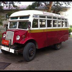 Old bus - @hktraveller