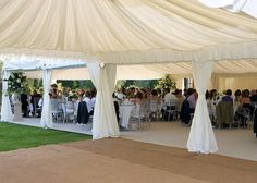 Too Low? Abbas Marques: Wedding Marquee Hire.