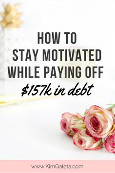 Wow! They paid off $157k in debt in a year!