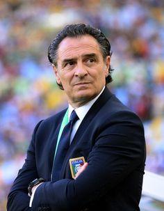 Copa Confederaciones: Los rostros de la felicidad italiana. | Cesare Prandelli, DT.   Selección de Italia.