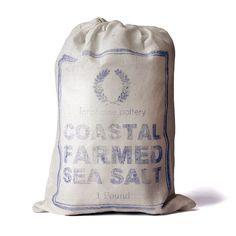 Coastal Farmed Sea Salt