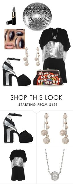 """""""Love to Love You Baby"""" by glamourgrammy ❤ liked on Polyvore featuring Pierre Hardy, Latelita, J.W. Anderson, Jools by Jenny Brown and Sarah's Bag"""