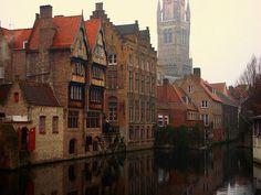 Bruges, Belgium @ Home Ideas Worth Pinning
