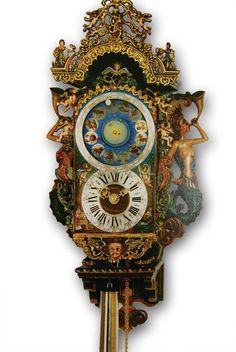 Christiaan van der Klaauw astronomical clock
