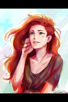 Lily Evans- my fictional role model along with Hermione, Luna, and Sherlock Holmes