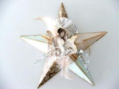 Star Decorations For Home | Tags : christmas decoration homemade Home made Christmas Decoration