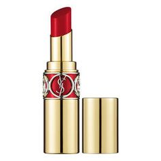 Yves Saint Laurent - Rouge Volupté Shine-Barra de labios