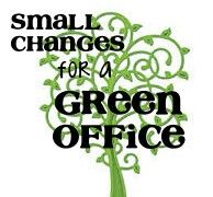 Small changes for a green office