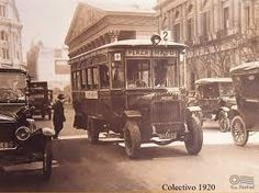 Colectivo. Buenos Aires, Argentina 1920.