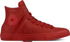 Conver chuck II Red