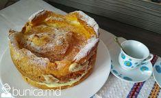 Prăjitură poloneză delicioasă cu gust de vanilie... Romanian Food, Sweets Recipes, Cakes, Cake Makers, Kuchen, Cake, Pastries, Cookies, Torte