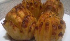 """Nesmrteľné """"Tango"""" rezy. Tento dezert pripravujem už celé roky a stále nás doma neomrzel. - Báječná vareška Baked Potato, Potatoes, Baking, Ethnic Recipes, Potato, Bakken, Backen, Baked Potatoes, Oven Potatoes"""