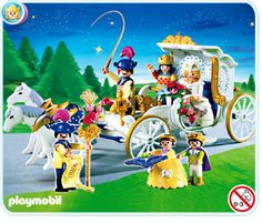 Playmobil Royal Carriage