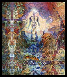 'The Atman Epiphany' (v2) #atman #aum #meditating #meditation #jungleeye #visionaryart #epiphany #visualart #collageart #collageartwork #digitalartist #digitalcollage #digitalcollageart #mankind #conscious #Adam #eden#creation #evolution #oneness #yogaaddict #yogavision #yogafun #yogaflow #fractals #fractalart #higherawakening #higherconsciousness