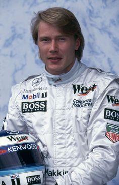 Mika Pauli Häkkinen (FIN) (West McLaren Mercedes), McLaren MP4/12 - Mercedes FO 110E 3.0 V10 (finished 3rd), Australian Grand Prix, Melbourne Circuit Albert Park, 1997. --- World Champion 1998 and 1999