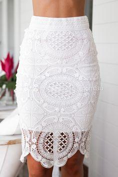 Cruel Intentions Lace Skirt ▶ ▷▶ Shop It Now ❤ Xenia Boutique xx