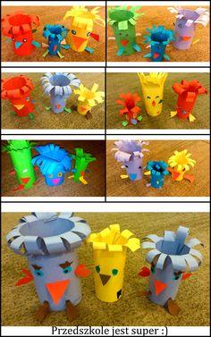 Ptasia rodzinka. Praca według wzoru. dzieci 5-6 lat