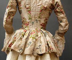 Meg Andrews French Jacket c. 1790