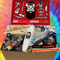 Daily High Club today announced the launch of a partnership with cannabis legend Tommy Chong to produce the first-ever signature smoking supply box curated by the marijuana icon. Read more online on mgretailer.com