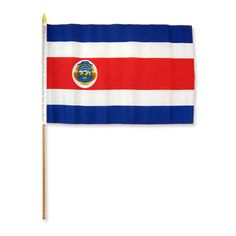 costa rica flag facts
