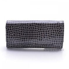 Женский кошелек-клатч Ronaerdo 5654 E:Khaki - интернет-магазин Clutches