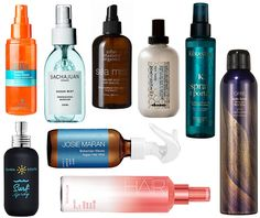 The best salt sprays for beach waves