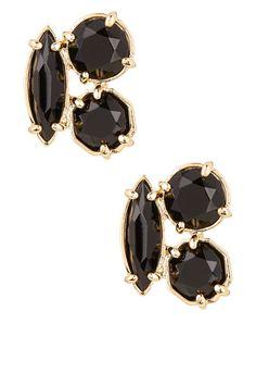 Crystal Cer Stud Earrings By Kate Spade On Nordstrom Rack
