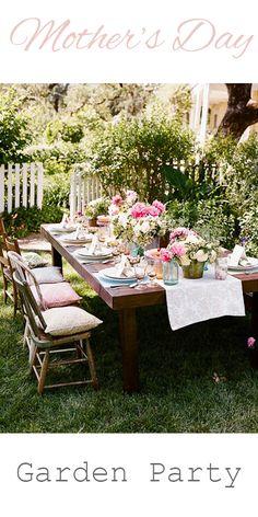 Festa della Mamma - Pranzo in Giardino