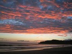 I love Costa Rican sunsets...well... sunsets anywhere really!